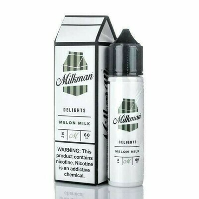 THE MILKMAN : DELIGHTS MELON MILK 60ML