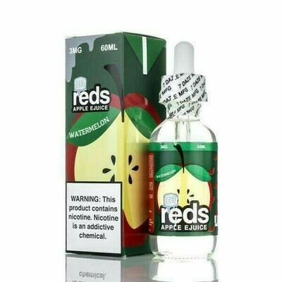 7 DAZE REDS : WATERMELON ON ICE 60ML