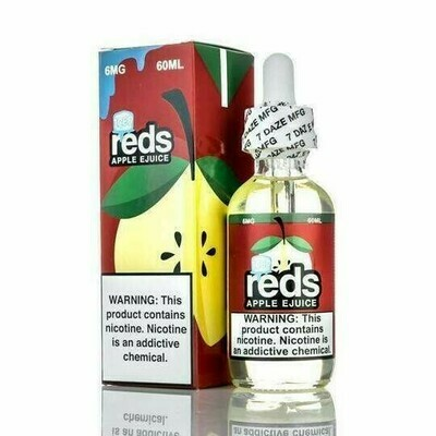 ЖИДКОСТЬ 7 DAZE REDS: APPLE ON ICE 60ML