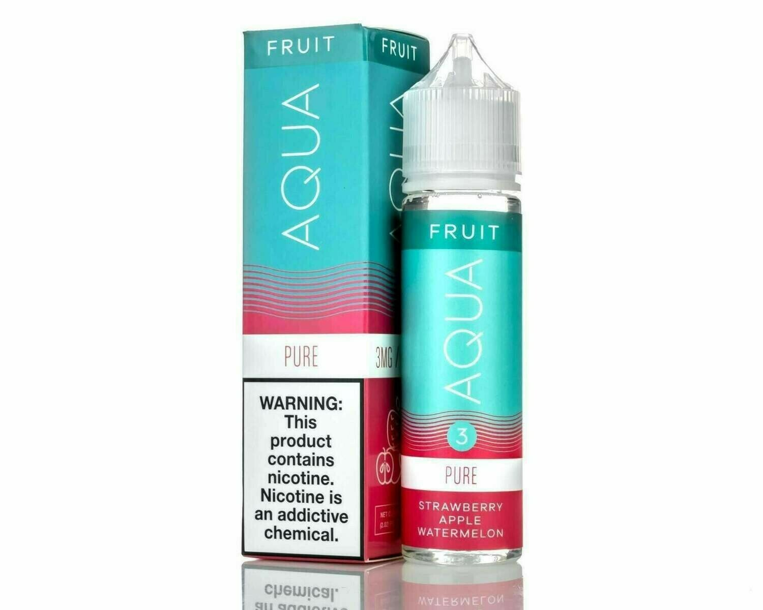 AQUA BY MARINA VAPE: PURE 60ML