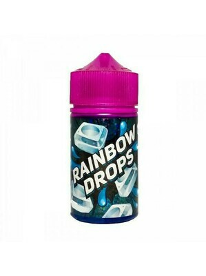 RAINBOW DROPS BY ДЯДЯ ВОВА: BLACK 80ML