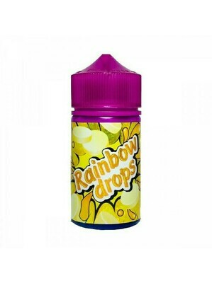 RAINBOW DROPS BY ДЯДЯ ВОВА: YELLOW 80ML