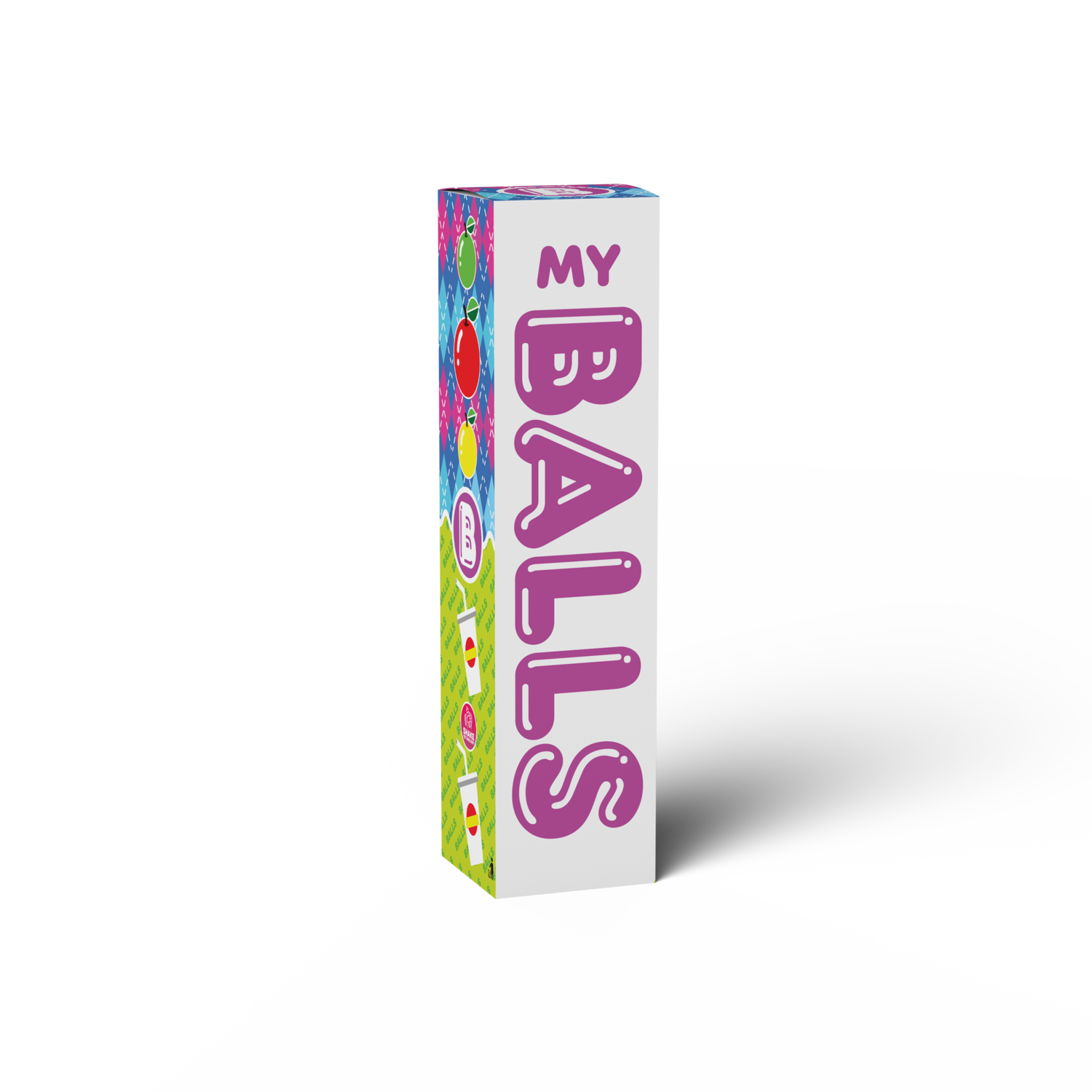 BALLS: APPLE JUICE 60ML