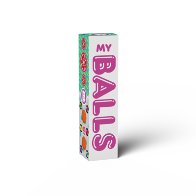 BALLS: CITRUS MIX 60ML