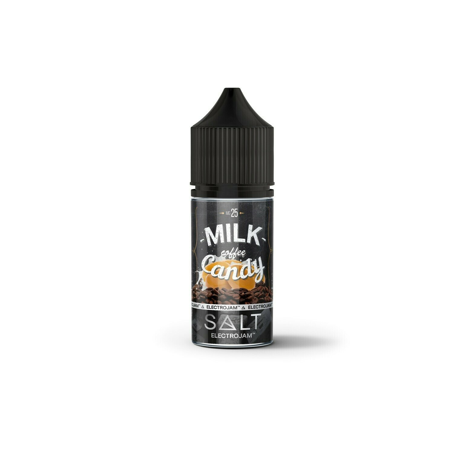 ЖИДКОСТЬ ELECTROJAM: MILK COFFE CANDY SALT 30ML