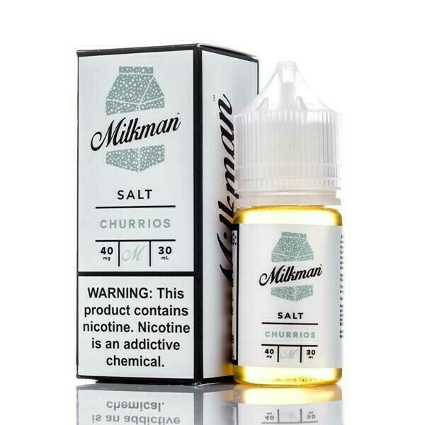 ЖИДКОСТЬ THE MILKMAN SALT: CHURRIOS 30ML