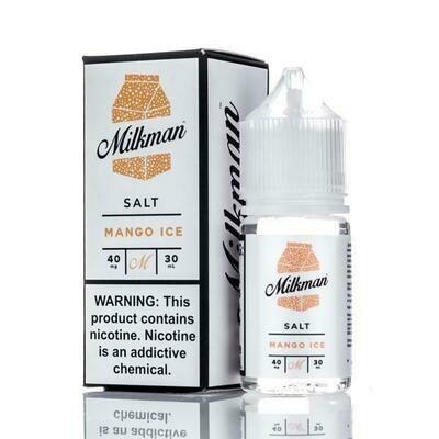 ЖИДКОСТЬ THE MILKMAN SALT: PEACH 30ML