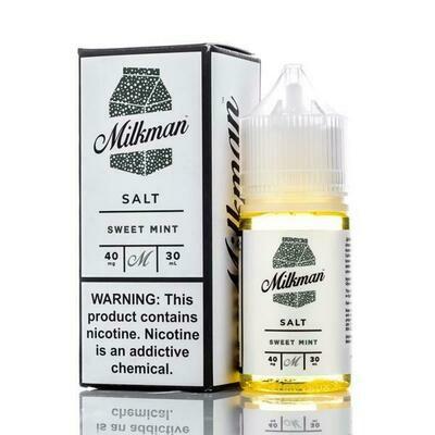 ЖИДКОСТЬ THE MILKMAN SALT: SWEET MINT 30ML