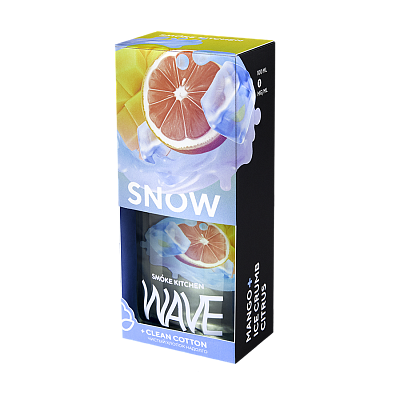 ЖИДКОСТЬ SMOKE KITCHEN WAVE: SNOW WAVE 100ML