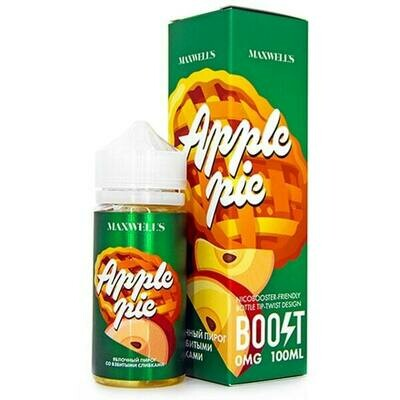 ЖИДКОСТЬ MAXWELLS: APPLE PIE 100ML