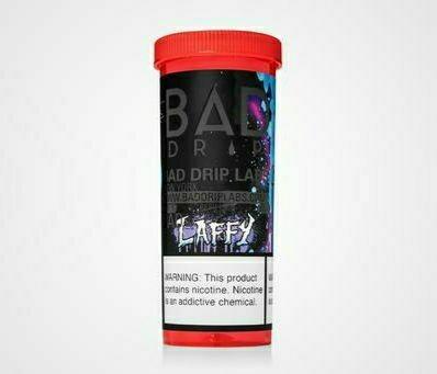 ЖИДКОСТЬ BAD DRIP SALTS: LAFFY 30ML