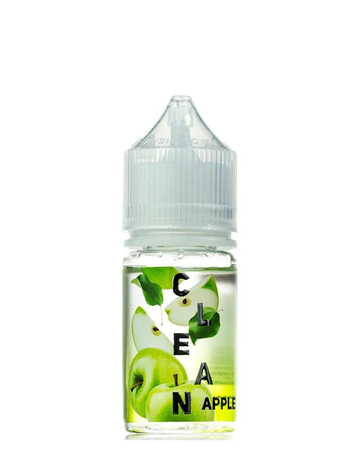 ЖИДКОСТЬ CLEAN BY ДЯДЯ ВОВА: APPLE 30ML