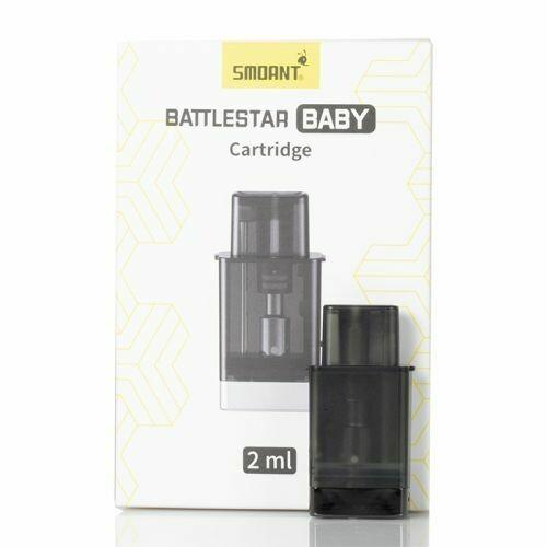 Сменный картридж для Smoant Battlestar Baby / Charon Baby