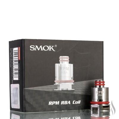 SMOK RPM: RBA БАЗА