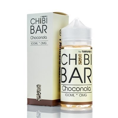 CHIBI BAR BY YAMI VAPOR : CHOCONOLA 100ML