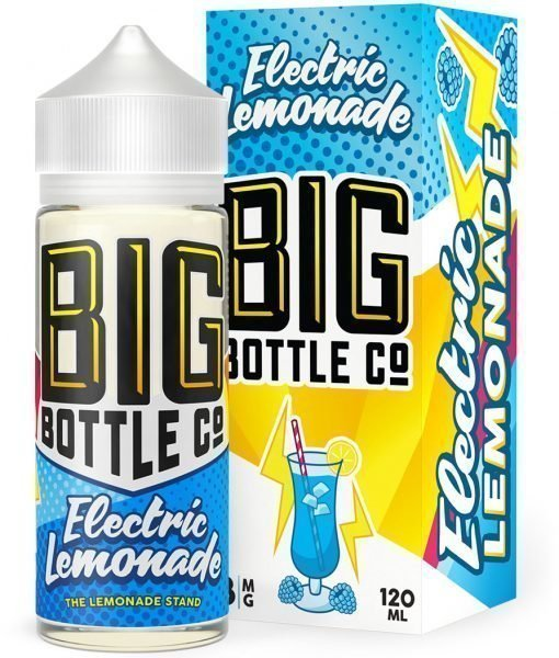 BIG BOTTLE: ELECTRIC LEMONADE 120ML