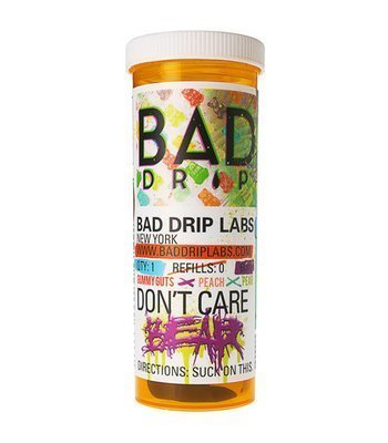 BAD DRIP:DONT CARE BEAR 60ML