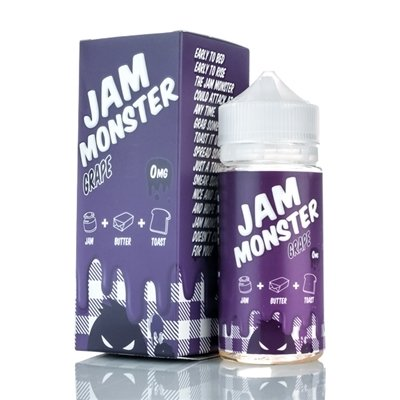 JAM MONSTER: GRAPE 100ML