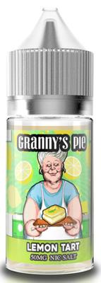 GRANNY'S PIE SALTS: LEMON TART 30ML