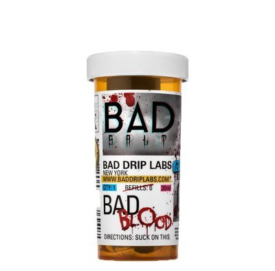 BAD DRIP SALTS: BAD BLOOD 30ML