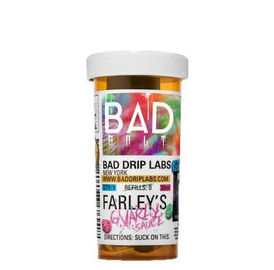 BAD DRIP SALTS: FARLEY GNARLYS SAUCE 30ML