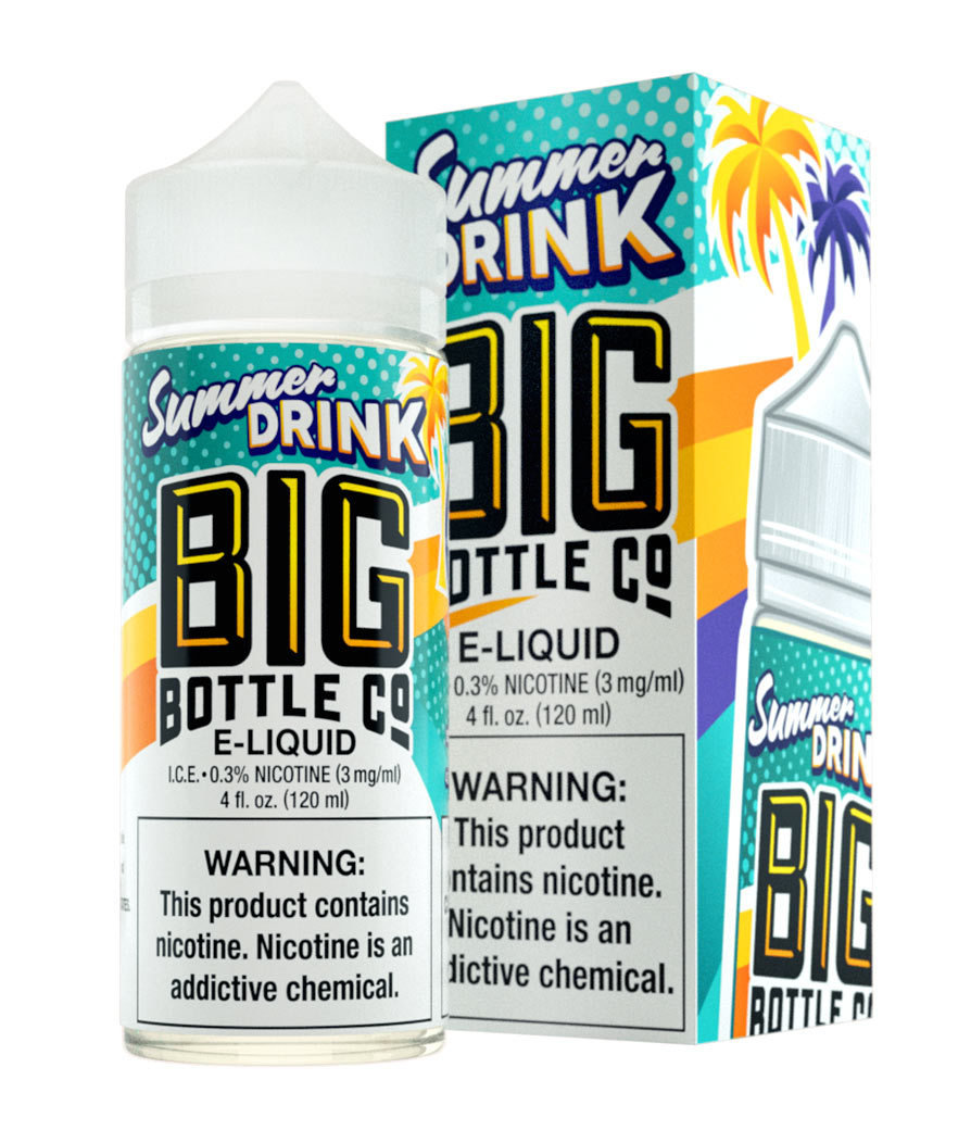 BIG BOTTLE: SUMMER DRINK 120ML
