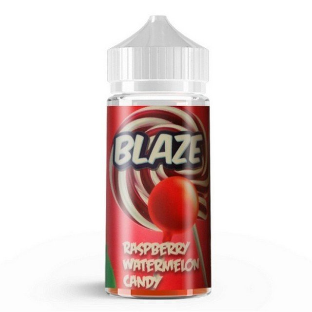 BLAZE: RASPBERRY WATERMELON CANDY 100ML