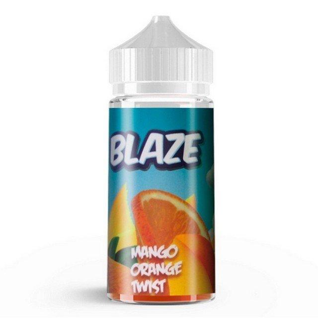 BLAZE: MANGO ORANGE TWIST 100ML