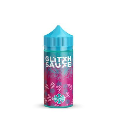 GLITCH SAUCE: GRAPE KING ICED OUT 100ML