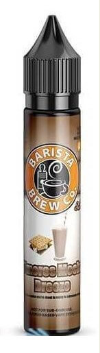 BARISTA BREW CO: SMORE'S MOCHA BREEZE 30ML