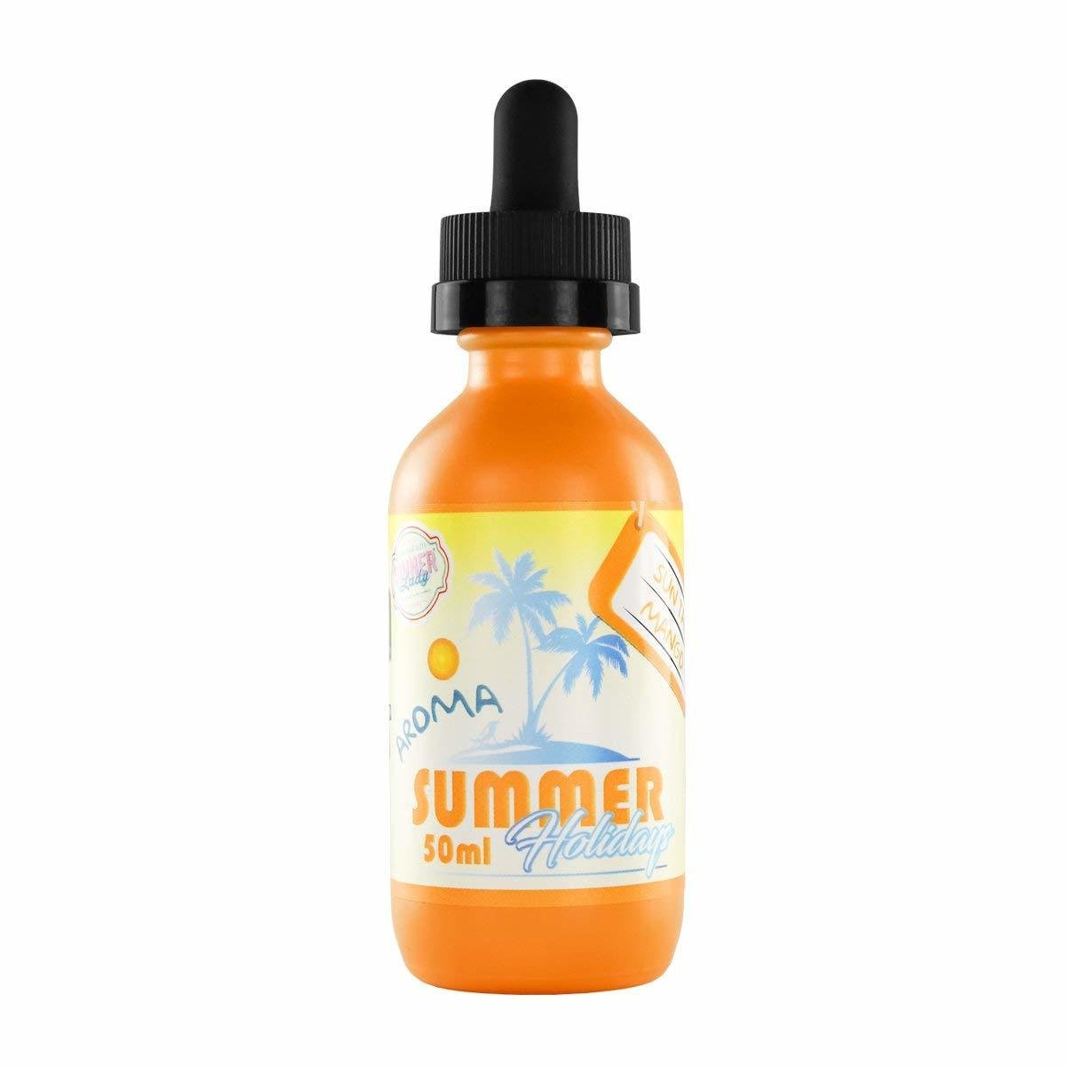 DINNER LADY SUMMER HOLIDAYS: TAN MANGO 60ML