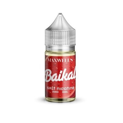 ЖИДКОСТЬ MAXWELLS: BAIKAL SALT 30ML