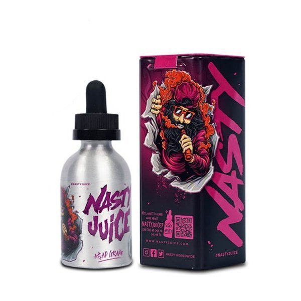 NASTY JUICE: ASAP GRAPE 60ML