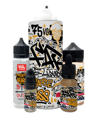 ЖИДКОСТЬ FAR BY ELEMENT: PINEAPPLE BLISS 60ML