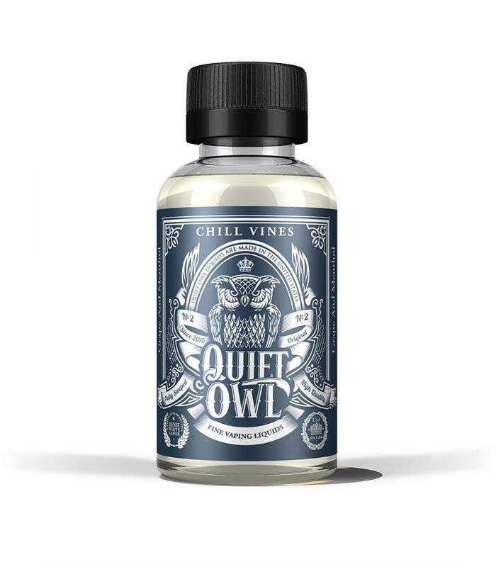 QUIET OWL: CHILL VINES 60ML