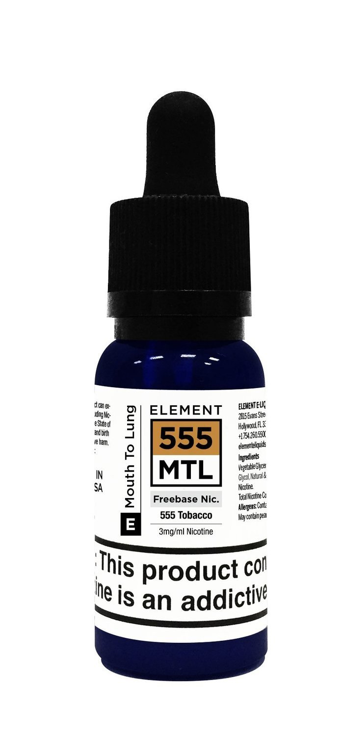 ELEMENTS MTL: TOBACCO 20ML