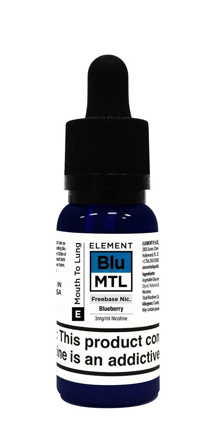 ELEMENTS MTL: BLUEBERRY 20ML