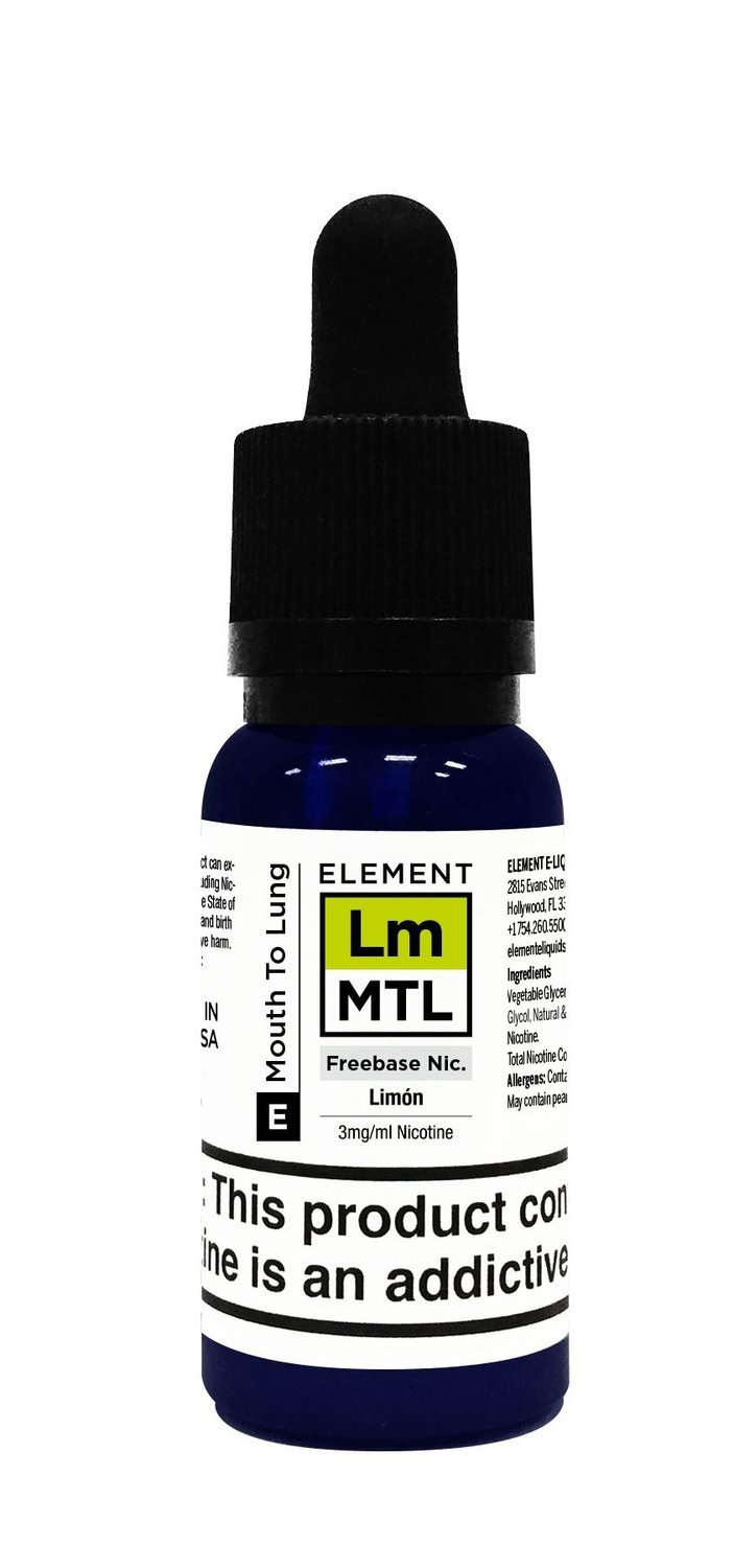 ELEMENTS MTL: LIMON 20ML