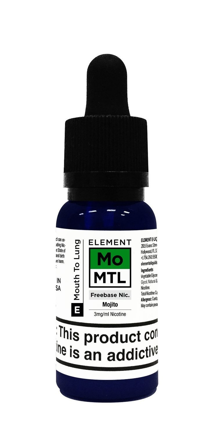 ELEMENTS MTL: MOJITO 20ML