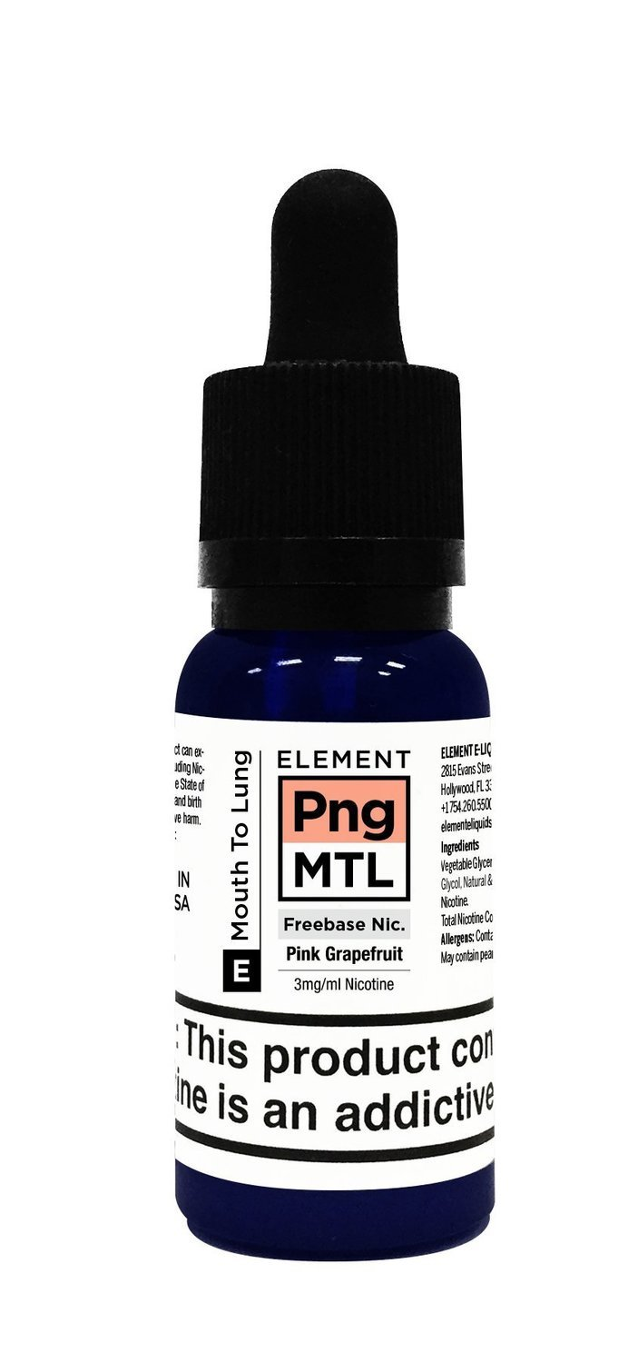 ELEMENTS MTL: PINK GRAPEFRUIT 20ML