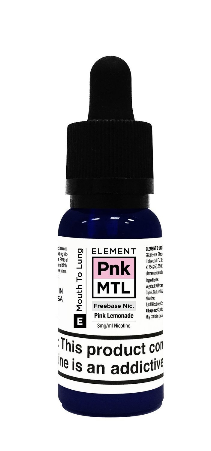 ELEMENTS MTL: PINK LEMONADE 20ML