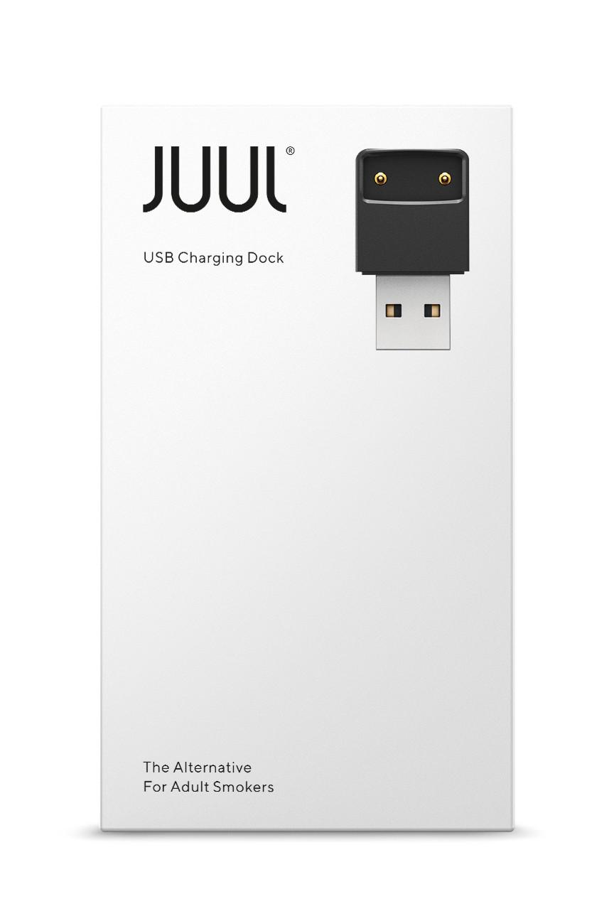JUUL: ЗАРЯДНЫЙ ПОРТ USB
