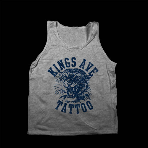 KA Tiger Tank: Heather Gray 00030