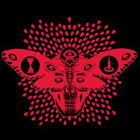 Moth Pullover Sweatshirt: XRAY 00165