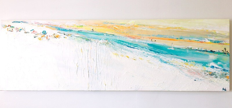 HOLIDAY'S  (15'' X 48'')*VENDUE*Sold*