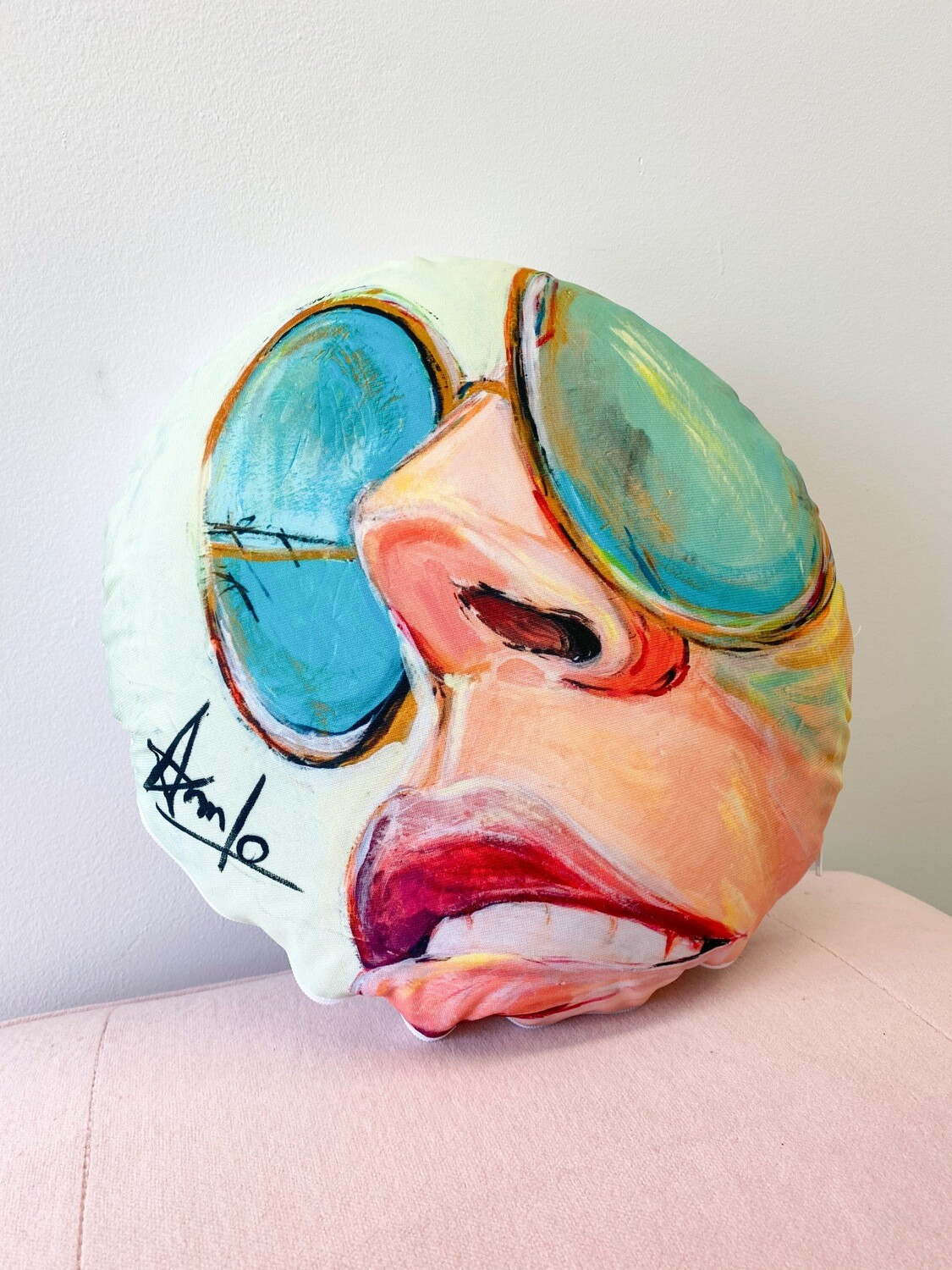 15'' x 15'' Traveling Dreamer (California collection, limited edition)