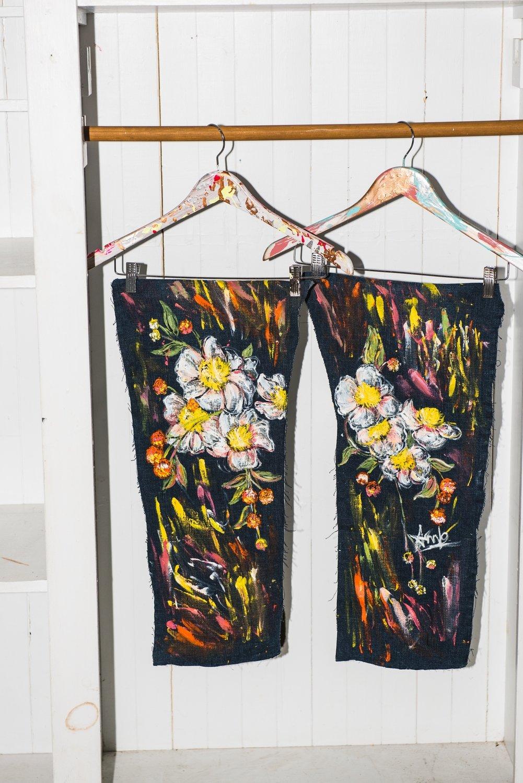 Pantalon ANNLO X JAXNJOE  *VENDU* / SOLD*