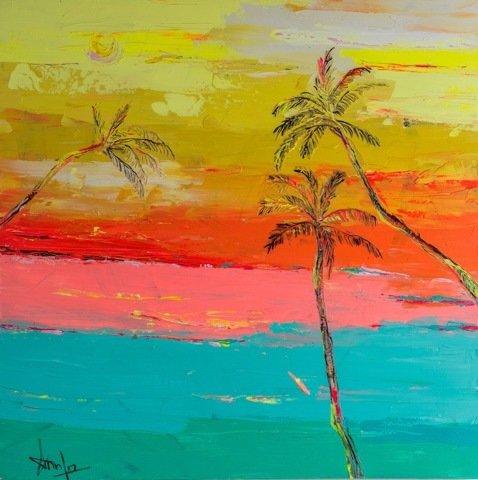 HAWAII SUNSET  (36