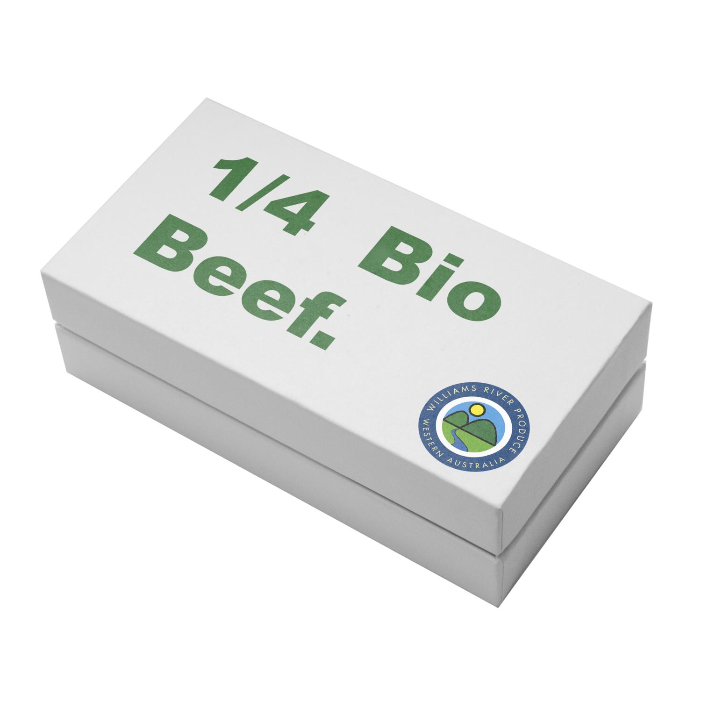 Pre-Order: 1/4 Williams River Biodynamic Angus Steer - $28.50 kg