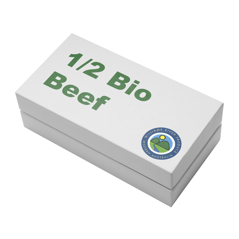 Pre-Order: 1/2 Williams River Biodynamic Angus Steer - $27 kg